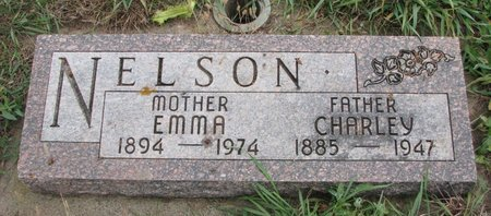 NELSON, EMMA - Turner County, South Dakota | EMMA NELSON - South Dakota Gravestone Photos