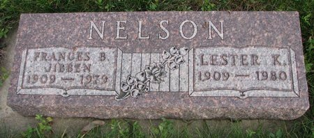 NELSON, LESTER K. - Turner County, South Dakota | LESTER K. NELSON - South Dakota Gravestone Photos