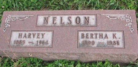 NELSON, BERTHA K. - Turner County, South Dakota | BERTHA K. NELSON - South Dakota Gravestone Photos