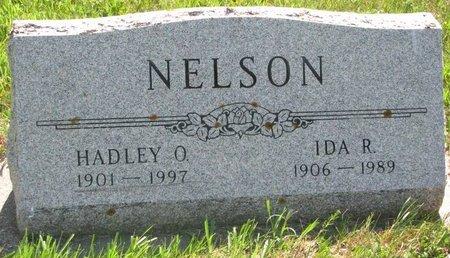 NELSON, HADLEY O. - Turner County, South Dakota | HADLEY O. NELSON - South Dakota Gravestone Photos