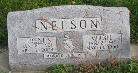 NELSON, VIRGIL J. - Turner County, South Dakota | VIRGIL J. NELSON - South Dakota Gravestone Photos