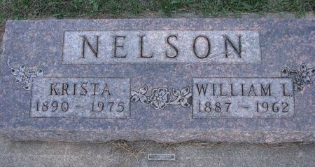 NELSON, KRISTA - Turner County, South Dakota | KRISTA NELSON - South Dakota Gravestone Photos