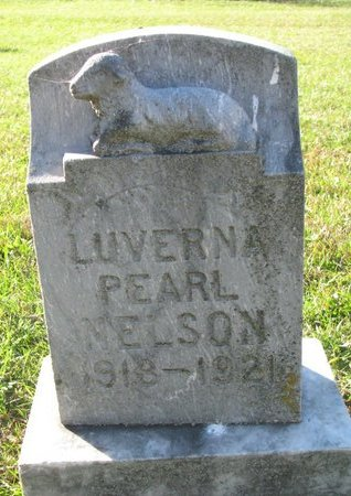 NELSON, LAVERNA PEARL - Turner County, South Dakota | LAVERNA PEARL NELSON - South Dakota Gravestone Photos