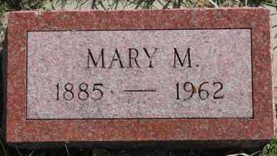 NELSON, MARY M - Turner County, South Dakota | MARY M NELSON - South Dakota Gravestone Photos