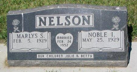 NELSON, MARLYS S. - Turner County, South Dakota | MARLYS S. NELSON - South Dakota Gravestone Photos