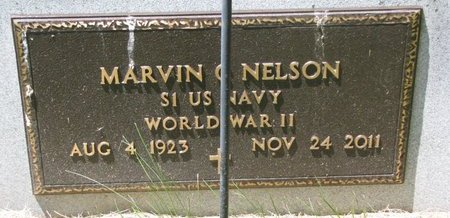 NELSON, MARVIN C. (MILITARY) - Turner County, South Dakota | MARVIN C. (MILITARY) NELSON - South Dakota Gravestone Photos