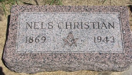 NELSON, NELS CHRISTIAN - Turner County, South Dakota   NELS CHRISTIAN NELSON - South Dakota Gravestone Photos