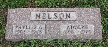NELSON, PHYLLIS G. - Turner County, South Dakota | PHYLLIS G. NELSON - South Dakota Gravestone Photos