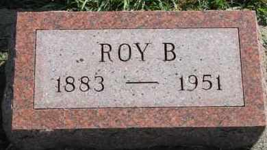 NELSON, ROY B - Turner County, South Dakota | ROY B NELSON - South Dakota Gravestone Photos