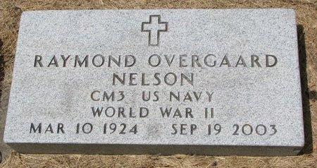 NELSON, RAYMOND - Turner County, South Dakota   RAYMOND NELSON - South Dakota Gravestone Photos