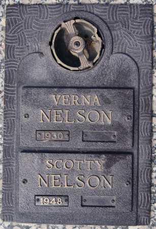 NELSON, VERNA - Turner County, South Dakota | VERNA NELSON - South Dakota Gravestone Photos