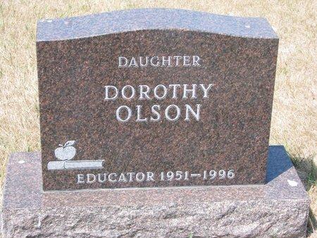 OLSON, DOROTHY - Turner County, South Dakota | DOROTHY OLSON - South Dakota Gravestone Photos