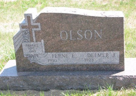 OLSON, FERNE E. - Turner County, South Dakota | FERNE E. OLSON - South Dakota Gravestone Photos