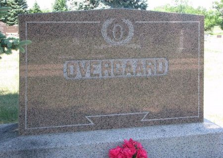 OVERGAARD, *FAMILY MONUMENT - Turner County, South Dakota | *FAMILY MONUMENT OVERGAARD - South Dakota Gravestone Photos