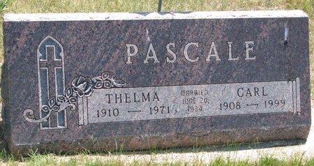 PASCALE, CARL - Turner County, South Dakota   CARL PASCALE - South Dakota Gravestone Photos