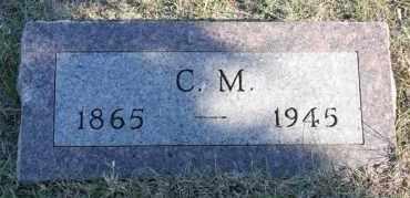PEDERSON, C M - Turner County, South Dakota | C M PEDERSON - South Dakota Gravestone Photos