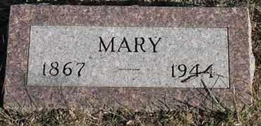 PEDERSON, MARY - Turner County, South Dakota | MARY PEDERSON - South Dakota Gravestone Photos