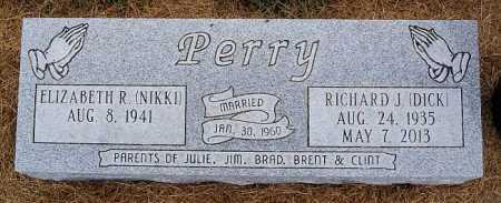 "PERRY, ELIZABETH R. ""NIKKI"" - Turner County, South Dakota | ELIZABETH R. ""NIKKI"" PERRY - South Dakota Gravestone Photos"
