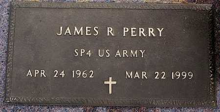 PERRY, JAMES R. - Turner County, South Dakota | JAMES R. PERRY - South Dakota Gravestone Photos