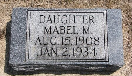 PIERCE, MABEL M. - Turner County, South Dakota | MABEL M. PIERCE - South Dakota Gravestone Photos