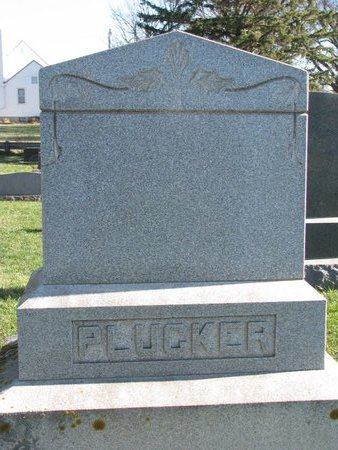 PLUCKER, *FAMILY MONUMENT - Turner County, South Dakota | *FAMILY MONUMENT PLUCKER - South Dakota Gravestone Photos