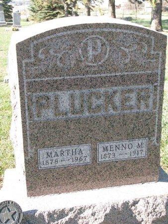PLUCKER, MARTHA ELIZABTH - Turner County, South Dakota | MARTHA ELIZABTH PLUCKER - South Dakota Gravestone Photos