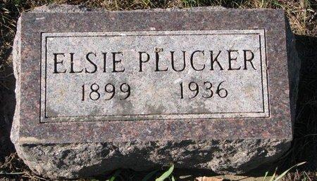 PLUCKER, PLUCKER - Turner County, South Dakota | PLUCKER PLUCKER - South Dakota Gravestone Photos