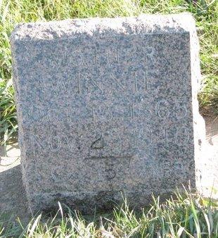 PLUCKER, WINNIE - Turner County, South Dakota   WINNIE PLUCKER - South Dakota Gravestone Photos