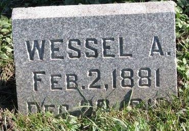 PLUCKER, WESSEL A. - Turner County, South Dakota | WESSEL A. PLUCKER - South Dakota Gravestone Photos