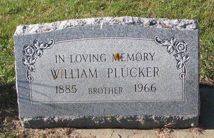 PLUCKER, WILLIAM - Turner County, South Dakota | WILLIAM PLUCKER - South Dakota Gravestone Photos