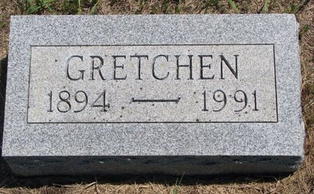 PRINSLOW, GRETCHEN - Turner County, South Dakota | GRETCHEN PRINSLOW - South Dakota Gravestone Photos