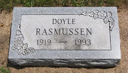RASMUSSEN, DOYLE - Turner County, South Dakota | DOYLE RASMUSSEN - South Dakota Gravestone Photos