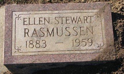 RASMUSSEN, ELLEN - Turner County, South Dakota | ELLEN RASMUSSEN - South Dakota Gravestone Photos
