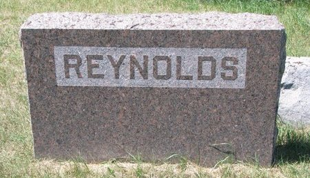REYNOLDS, *FAMILY MONUMENT - Turner County, South Dakota | *FAMILY MONUMENT REYNOLDS - South Dakota Gravestone Photos
