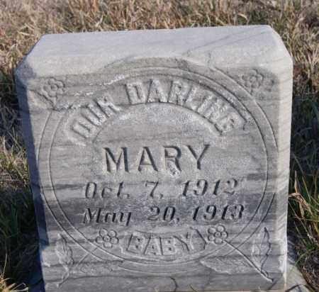 RIES, MARY - Turner County, South Dakota | MARY RIES - South Dakota Gravestone Photos