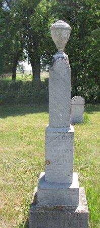 RIST, JAKOB - Turner County, South Dakota | JAKOB RIST - South Dakota Gravestone Photos