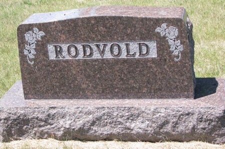 RODVOLD, *FAMILY MONUMENT - Turner County, South Dakota | *FAMILY MONUMENT RODVOLD - South Dakota Gravestone Photos