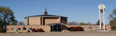 ***SALEM - ZION, MENNONITE CHURCH - Turner County, South Dakota | MENNONITE CHURCH ***SALEM - ZION - South Dakota Gravestone Photos