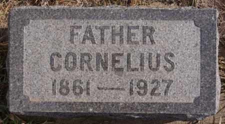 SATTER, CORNELIUS - Turner County, South Dakota | CORNELIUS SATTER - South Dakota Gravestone Photos