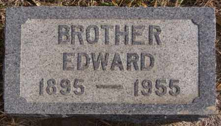 SATTER, EDWARD - Turner County, South Dakota | EDWARD SATTER - South Dakota Gravestone Photos
