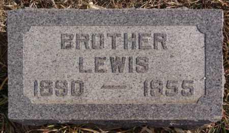 SATTER, LEWIS - Turner County, South Dakota | LEWIS SATTER - South Dakota Gravestone Photos