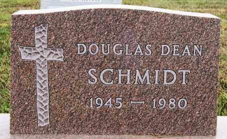 SCHMIDT, DOUGLAS DEAN - Turner County, South Dakota | DOUGLAS DEAN SCHMIDT - South Dakota Gravestone Photos