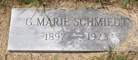 SCHMIEDT, GERTRUDE MARIE - Turner County, South Dakota | GERTRUDE MARIE SCHMIEDT - South Dakota Gravestone Photos