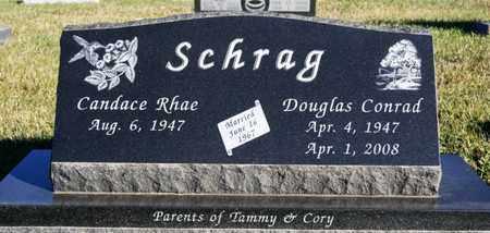 SCRAG, DOUGLAS CONRAD - Turner County, South Dakota | DOUGLAS CONRAD SCRAG - South Dakota Gravestone Photos