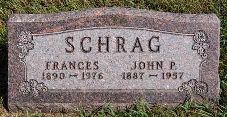 SCHRAG, JOHN P - Turner County, South Dakota | JOHN P SCHRAG - South Dakota Gravestone Photos