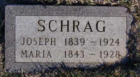 SCHRAG, MARIA - Turner County, South Dakota | MARIA SCHRAG - South Dakota Gravestone Photos