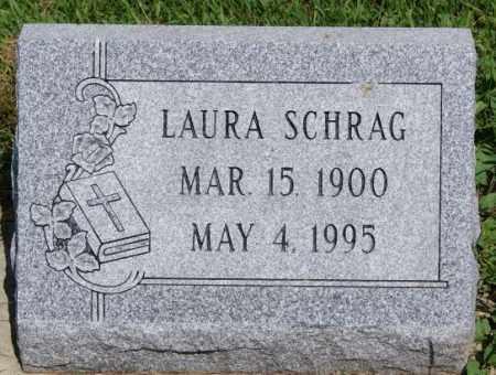 SCHRAG, LAURA - Turner County, South Dakota | LAURA SCHRAG - South Dakota Gravestone Photos