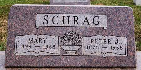 SCHRAG, MARY - Turner County, South Dakota | MARY SCHRAG - South Dakota Gravestone Photos