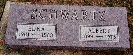 SCHWARTZ, ALBERT - Turner County, South Dakota | ALBERT SCHWARTZ - South Dakota Gravestone Photos