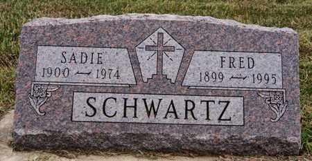 SCHWARTZ, FRED - Turner County, South Dakota | FRED SCHWARTZ - South Dakota Gravestone Photos